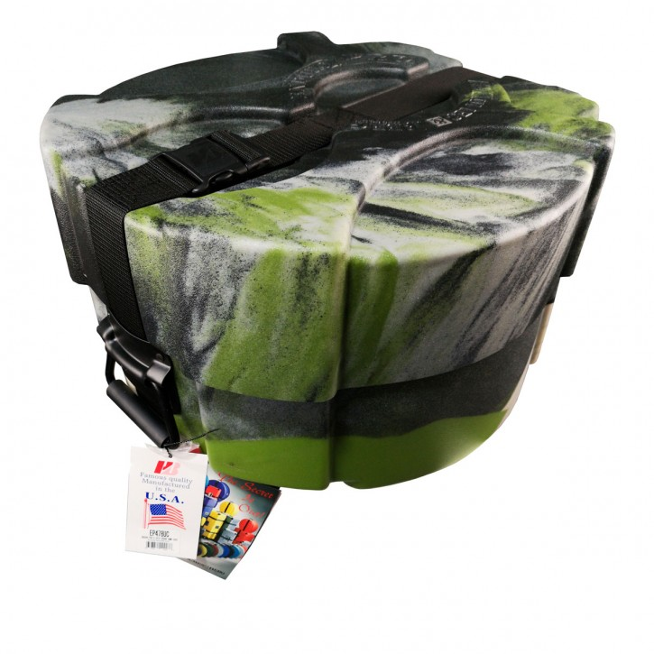 """Humes & Berg Enduro Snare Cases camoflage / 14 x 6,5"""""""