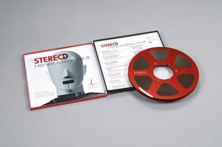 Hörtest-Edition III Tape-Version