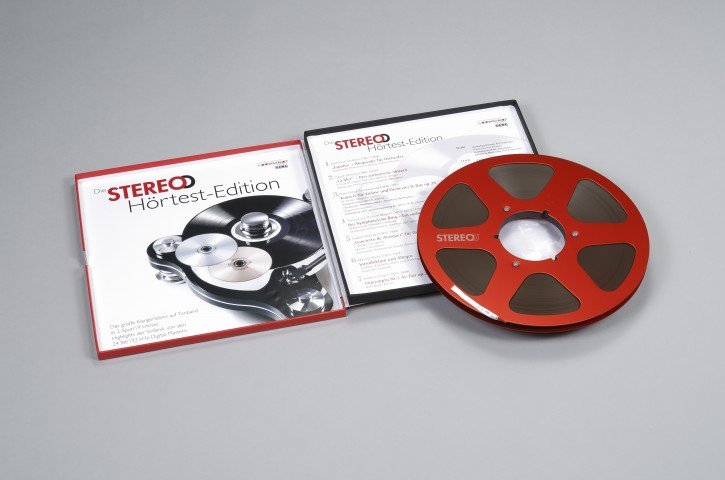 Hörtest-Edition I Tape-Version