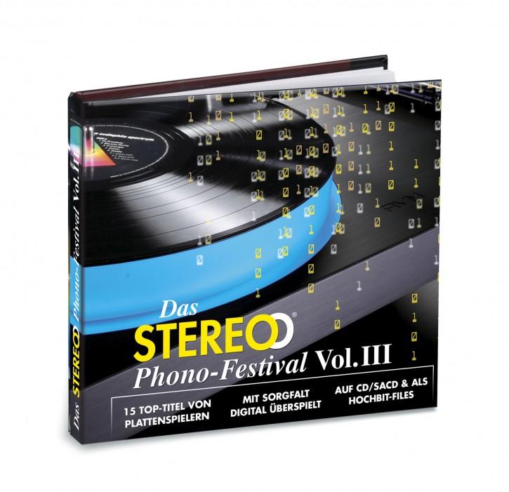 STEREO Phono-Festival Vol.III