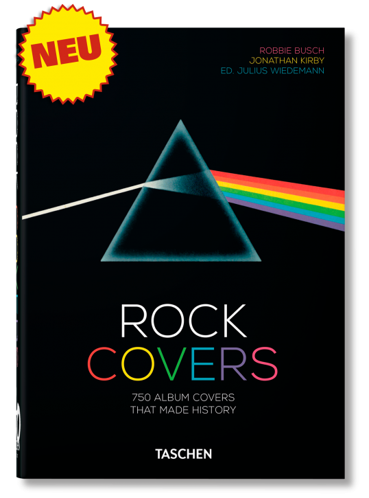 Rock Covers, 40th Anniversary Edition