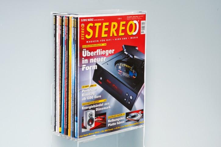 STEREO Acryl-Box ohne Gravur