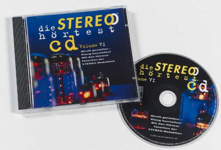 Hörtest-CD VI