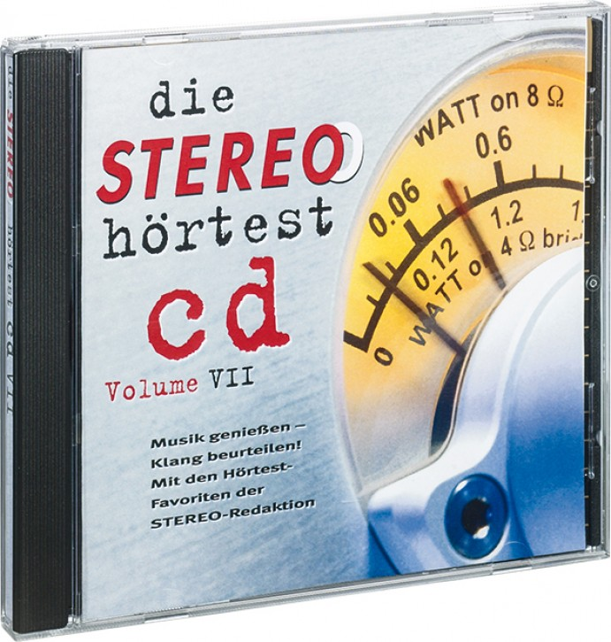 STEREO Hörtest-CD Volume VII