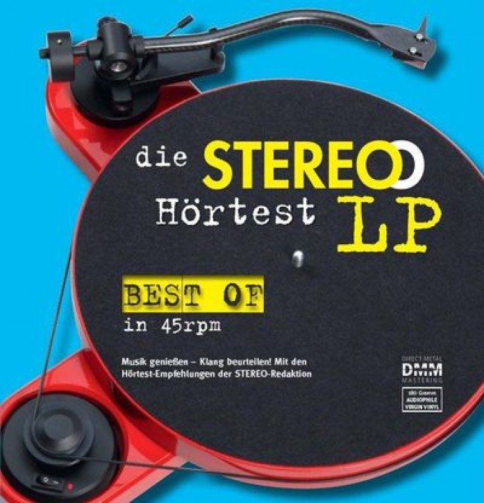 STEREO Best Of - Doppel LP
