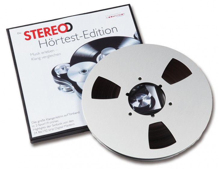 Hörtest-Edition I Tape-Version
