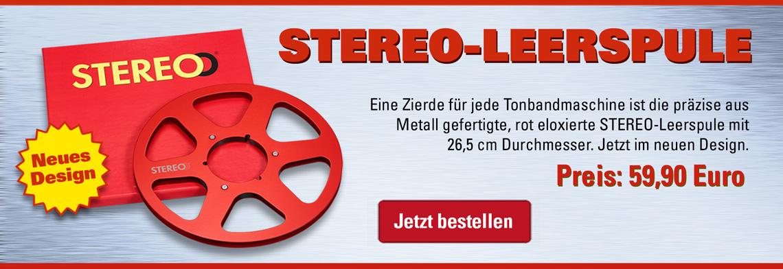 STEREO-Leerspule