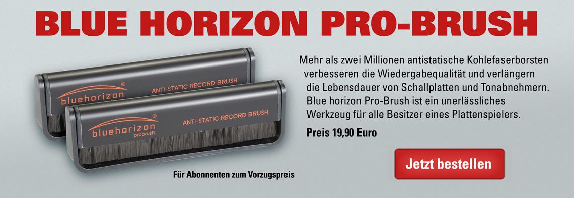Blue Horizon Pro-Brush
