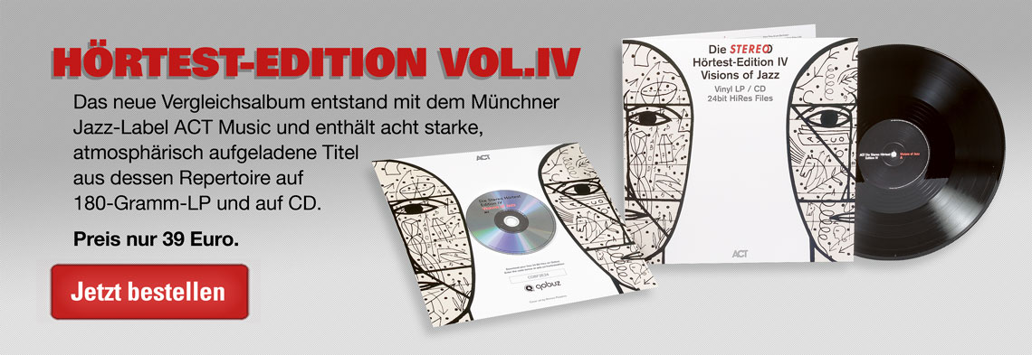 STEREO-Hörtest-Edition IV